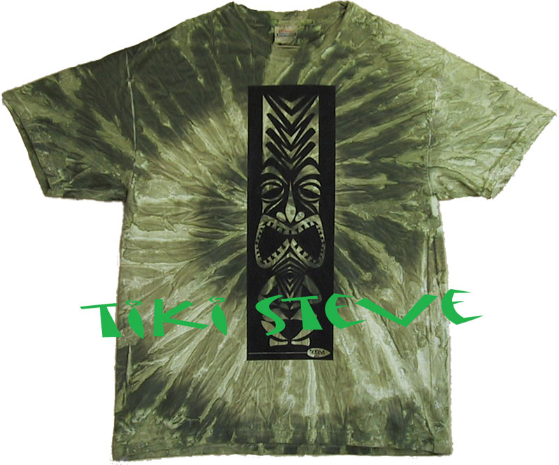 Jungle Tiki T-Shirts