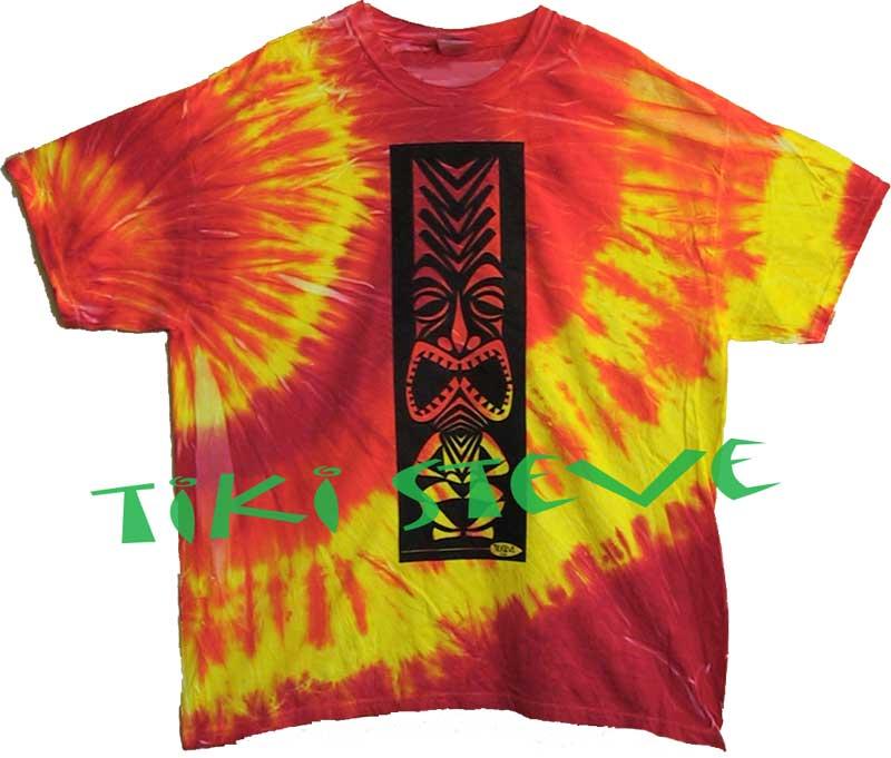 Venus Burst Tiki T-Shirts
