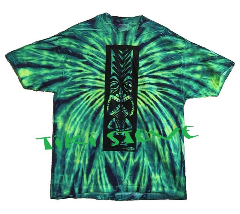 Wild Spider Tiki T-Shirts