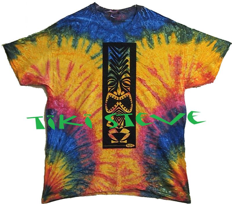 Woodstock Tiki T-Shirts